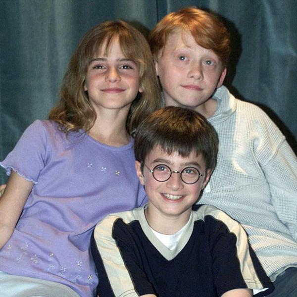 Как молоды мы были: актеры «Гарри Поттера» в 2000 году
