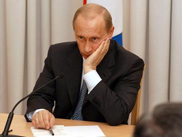 Владимир Путин расстроил Евросоюз