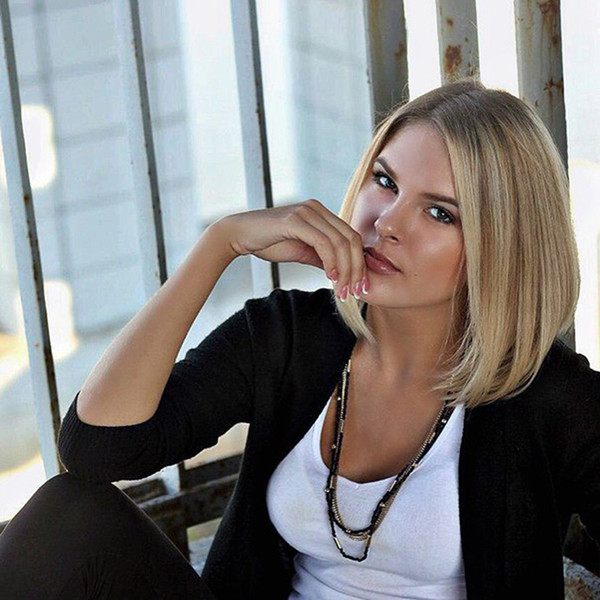 красивые блондинки