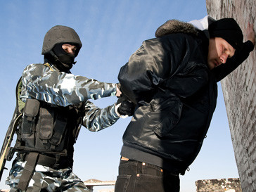 Произведен арест подозреваемого в деле о краже денег у ПФР