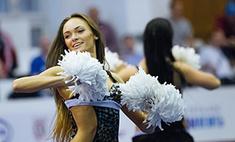 Группа поддержки: топ-10 черлидерш Новосибирска