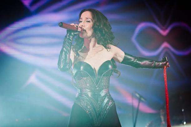 Наталья Орейро: гастроли в Воронеже