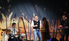Звездный октябрь в Кирове: мужская компания