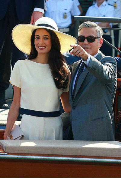 Джордж Клуни и Амаль Аламуддин усыновят ребенка фото