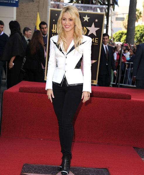 Шакира, 2011 год
