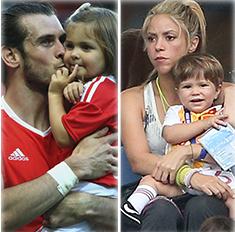 Главные болельщики: милые фото жен и детей футболистов