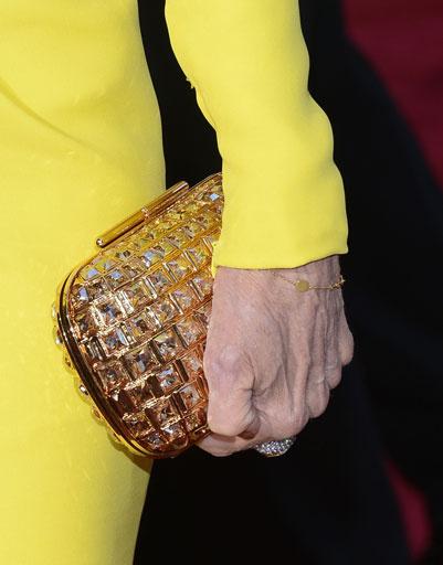 "Джейн Фонда (Jane Fonda) на ""Оскаре""-2013"