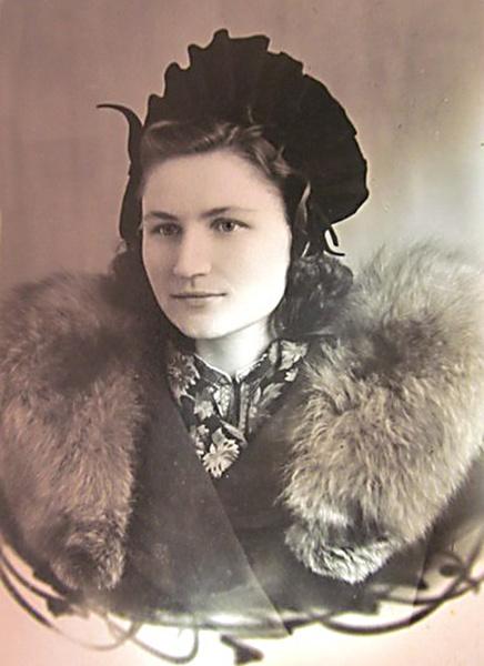 Раиса Ивановна Ефремова, фото