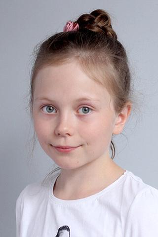 Рафаэла Мусалимова, «Топ модель по-детски-2016», фото