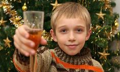 Трехлетнего британца лечат от алкоголизма
