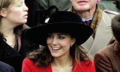 Кейт Миддлтон – родственница Джорджа Вашингтона