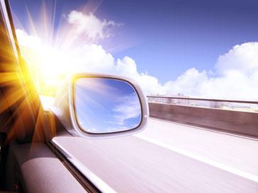 Боковое стекло автомобиля