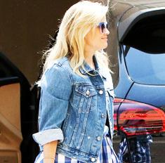 Как носить джинсовку: 16 идей от звезд