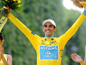 Альберто Контадор (Alberto Contador)