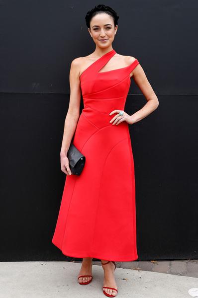 Платье на корпоратив: пример и фото