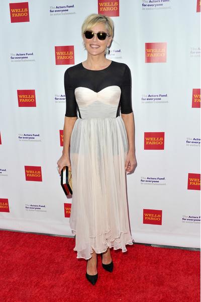 Шэрон Стоун на премии Tony Award-2015