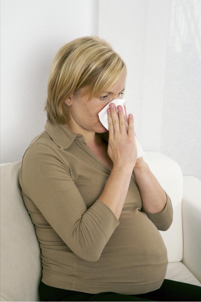 Нафтизин на ранних сроках беременности