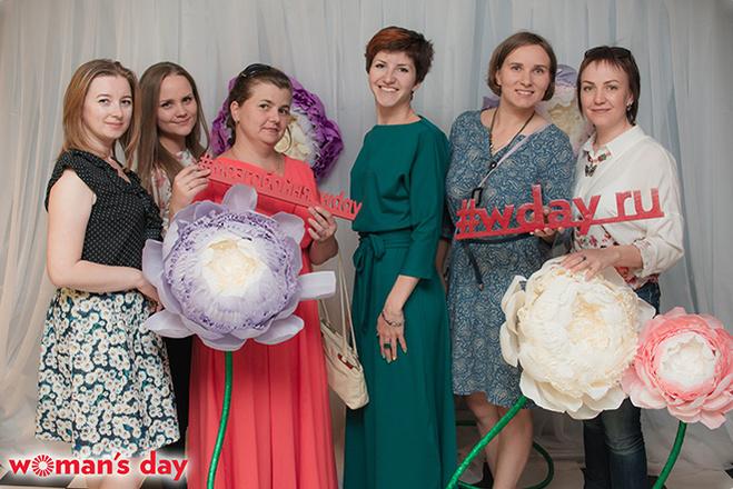 Мозгобойня Самара Woman's Day