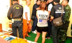тайская полиция проводит зачистки святого валентина мотелям страны