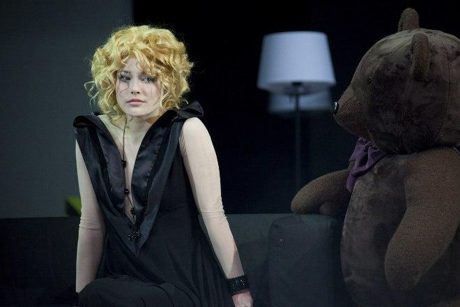 «Театр-Театр»: Зоя Бербер в спектакле «Горе от ума»