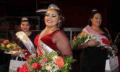 В Парагвае прошел конкурс красоты «Мисс Толстушка»