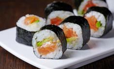 Худейте вкусно с низкокалорийными и сытными японскими роллами