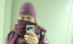 Катя Гордон прокатилась в столичном метро