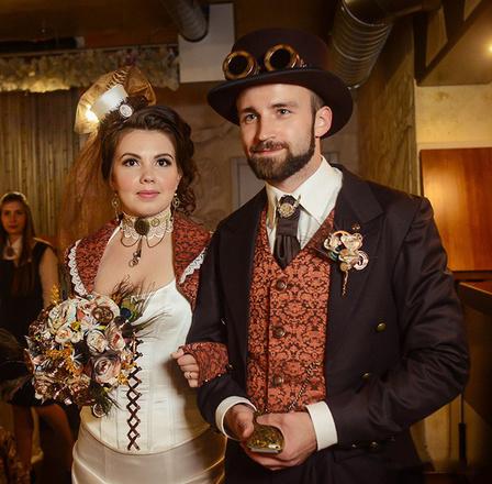 Наталья Серебренникова и Дмитрий Дюдя, свадьба
