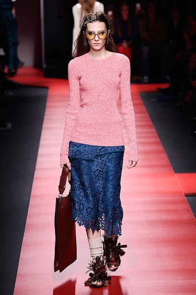 Неделя моды в Милане: день первый   галерея [2] фото [8]