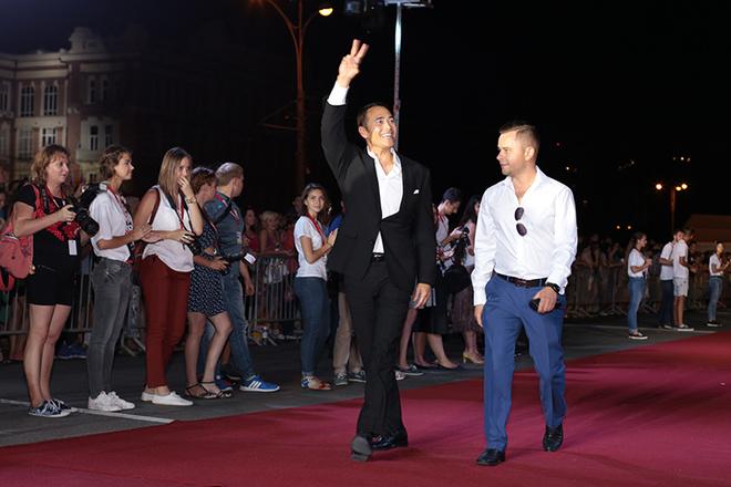В Ростове прошла церемония открытия кинофестиваля Bridge of Arts