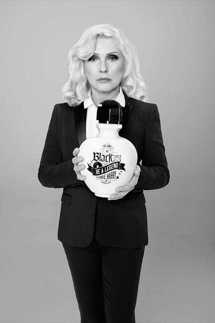 Солистка группы «Blondie» Дебби Хэрри: фото 2015