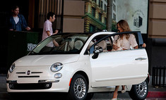 Новый клип Лопес стал рекламой Fiat