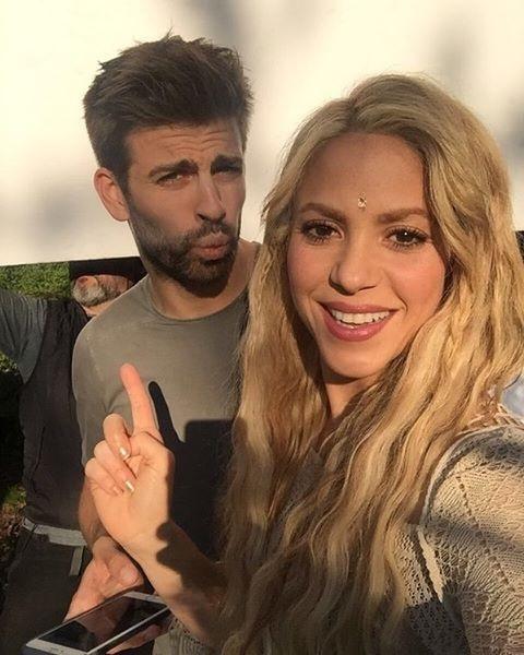 Певица Шакира выходит замуж заЖерара Пике