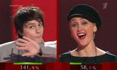 Финалисты «Голоса»: Воробьева, Бон, Мерабова, Дронов