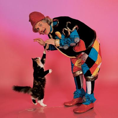 Коты Юрия Куклачева, не только артисты, но и главные герои детских книг