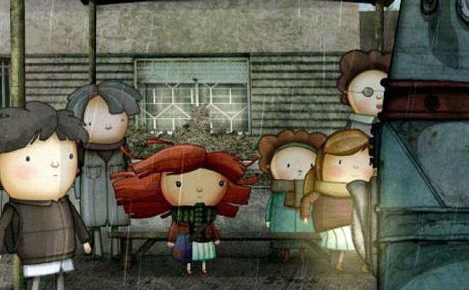 Анина: история самого необычного наказания, кадр из мультфильма