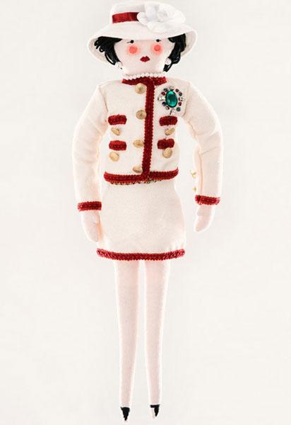 Кукла Chanel для ЮНИСЕФ
