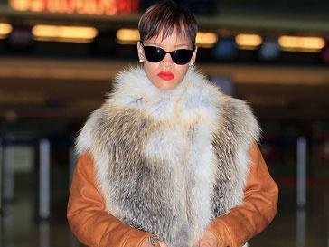 Рианна (Rihanna) хочет, чтобы ее одежду носили девушки с любым типом фигуры