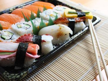 Суши и роллы могут быть опасны для здоровья