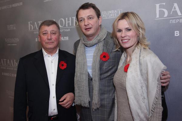 Марат Башаров и Елизавета Круцко: фото