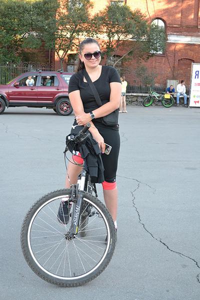 Велозаезд Жемчужина Байкала в Иркутске