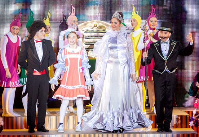Королевство музыки», Театр эстрады, фото