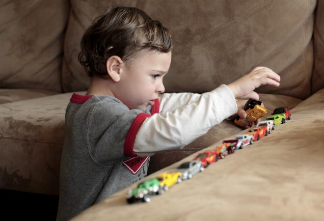 Развитие детей с аутизмом
