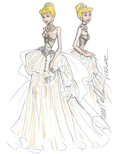 Платье Versace для Золушки