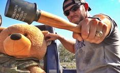 Эксперимент: защитит ли бронежилет от гранаты?