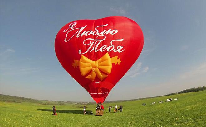 Полет на воздушном шаре в Ростове