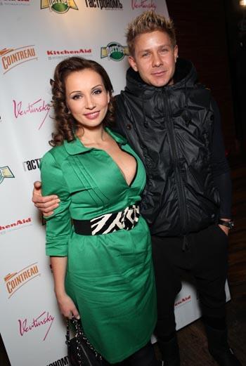 Анфиса Чехова и Митя Фомин.