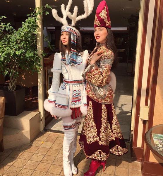 Мисс Россия: участница из Казани Софья Мустафина