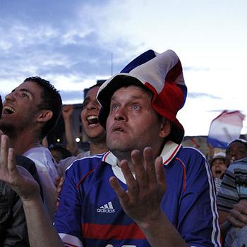 Французские болельщики думали, что их сборная - претендент на чемпионство, но она даже не вышла из группы.