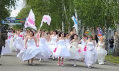 16 свадебных образов от барнаульских «Сбежавших невест»